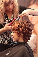 Свадебная прическа и макияж.Киев.