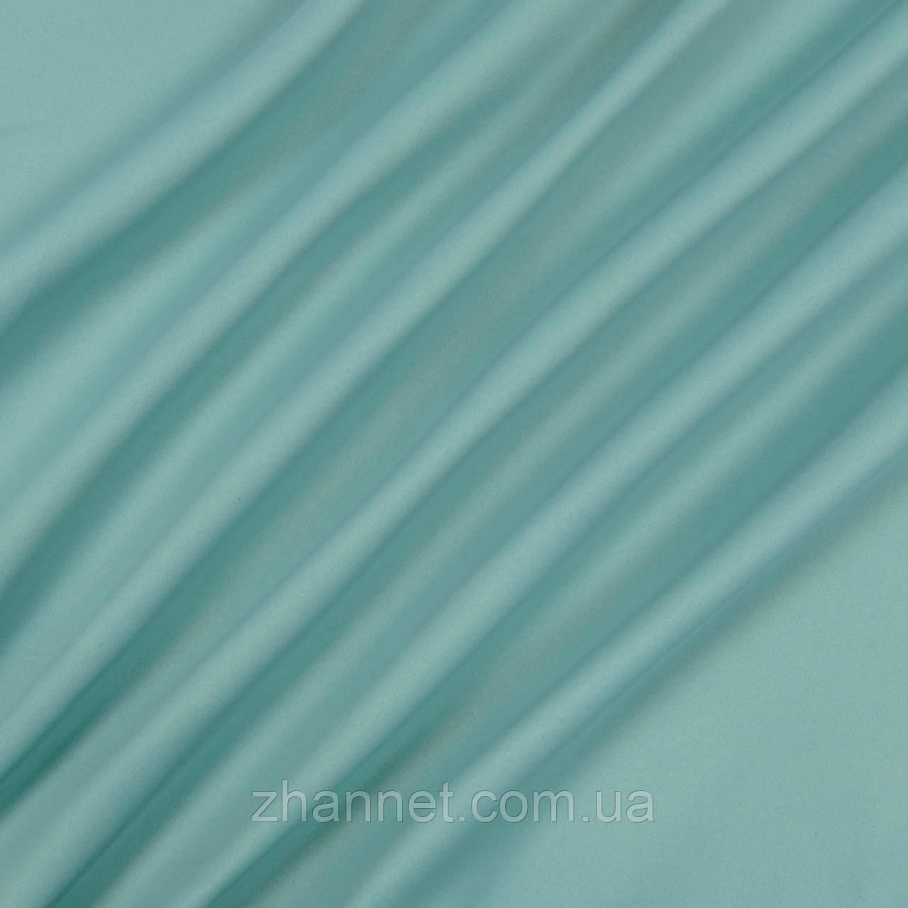 Ткань Блекаут морская лагуна 280 см (681561)