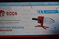 Паяльник для пластикових труб EDON EDP-1000T, фото 1