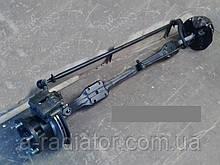 Ось передняя с тормозами ГАЗЕЛЬ (пр-во ГАЗ) 3302-3000012