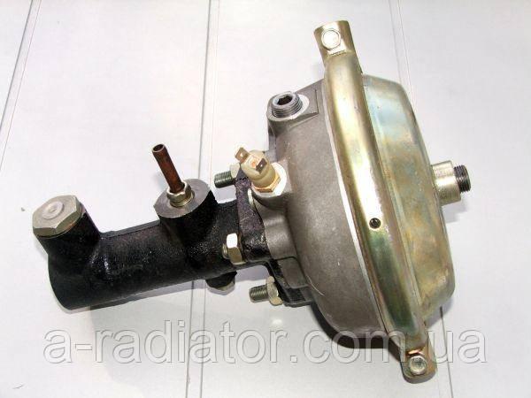 Усилитель пневматический с главным цилиндром ГАЗ 3307, 3308, 3309 (пр-во ГАЗ) 3309-3510009