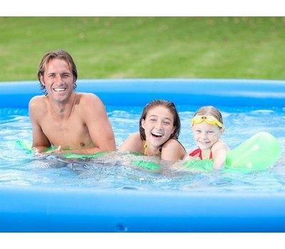 Надувной бассейн Intex Easy Set Pool 56410 457 см х 84 см с фильтрующим насосом
