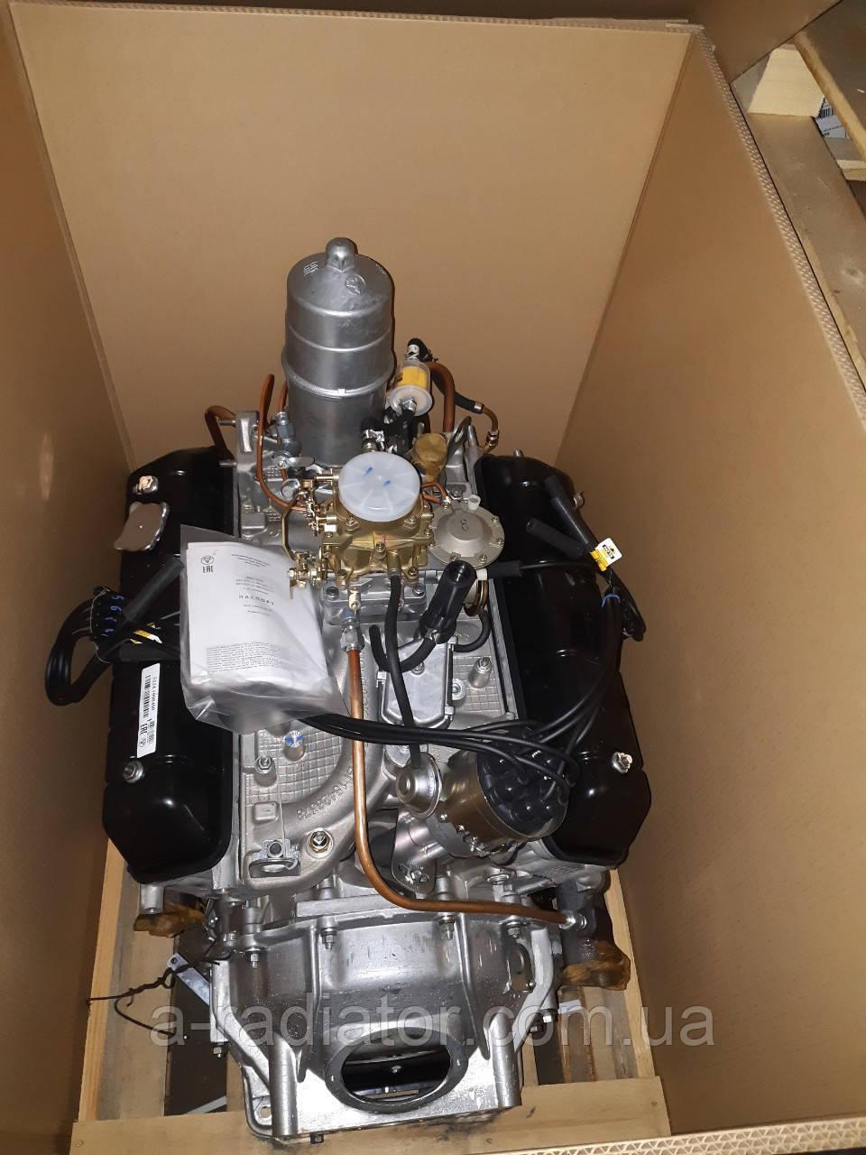 Двигатель (5234.1000400), ПАЗ 3205 в сб. (пр-во ЗМЗ)