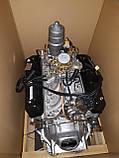 Двигатель (5234.1000400), ПАЗ 3205 в сб. (пр-во ЗМЗ), фото 3