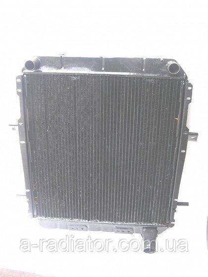 Радиатор вод.охлажд. КРАЗ-6437 (4-х рядн.) (пр-во Авторадиатор)