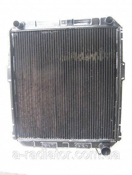 Радиатор вод.охлажд.ЛАЗ (4-х рядн.) (пр-во Авторадиатор)