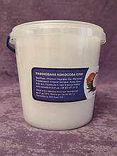 Масло кокоса 5 л, рафіноване, Малайзія PREMIUM VEGETABLE OILS SDN. BHD.