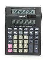 Калькулятор CT-8122 с двумя дисплеями