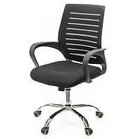 Офисное кресло АКЛАС Фиджи NEW CH TILT Черное (00054)