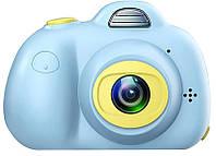 Цифровой фотоаппарат Upix Kids Camera SC02 Blue