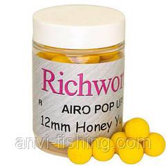 Плавающие бойлы Richworth - Honey Yucatan (Мёд) - 12 мм