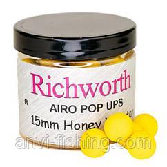 Плавающие бойлы Richworth - Honey Yucatan (Мёд) - 15мм