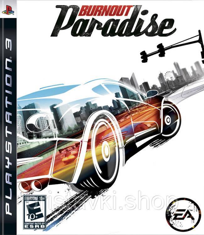 Burnout Paradise PS3