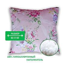 Подушка холлофайбер 60 х 60