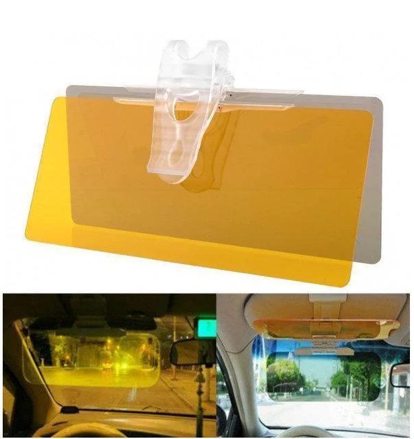 Антибликовый солнцезащитный козырек для автомобиля | Козырёк от солнца HD Vision Visor (Реплика)