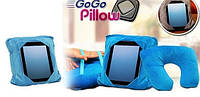 Подушка для планшета и для сна «Go Go Pillow» 3в1 D1009