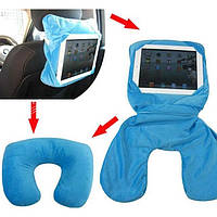 Подушка-подставка  3-в-1 Go Go Pillow для планшетов
