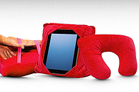 Подушка для подставки планшета в авто «Go Go Pillow» 3в1
