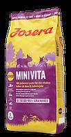 Корм для собак Josera MINIVITA 0.9 кг
