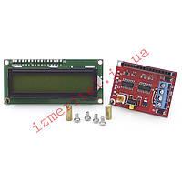 Цифровой вольтметр амперметр DC 0-60 В, 10 А, KVM6010, фото 1