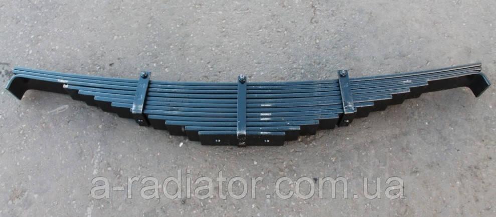 Рессора задняя КАМАЗ 5320 12-листовая (пр-во Чусовая) 4310-2912012