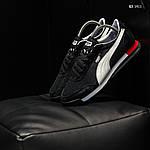 Мужские кроссовки Puma Jogger (черные) KS 1411, фото 7