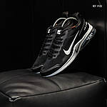 Мужские кроссовки Nike Air Presto CR7 (черно-белые) KS 1422, фото 2