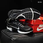 Мужские кроссовки Nike Air Presto CR7 (черно-белые) KS 1422, фото 7