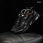 Мужские кроссовки Nike Air Presto CR7 (черные) KS 1423, фото 3