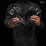 Мужские кроссовки Nike Air Presto CR7 (черные) KS 1423, фото 4