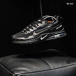 Мужские кроссовки Nike Air Presto CR7 (черные) KS 1423, фото 5