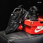 Мужские кроссовки Nike Air Presto CR7 (черные) KS 1423, фото 6