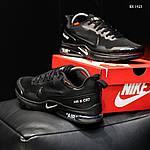 Мужские кроссовки Nike Air Presto CR7 (черные) KS 1423, фото 8