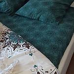 Комплект двуспального постельного белья с абстракцией Маракеш, фото 2