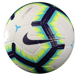 Футбольный мяч 5 Nike PL Merlin 100 (SC3307-100)