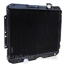 Радиатор водяной ГАЗ-3307 с дв. ММЗ Д245.7 , ГАЗ-3309 с дв. ММЗ Евро-3 3-х рядный (пр-во ШААЗ) 3307-1301010-91