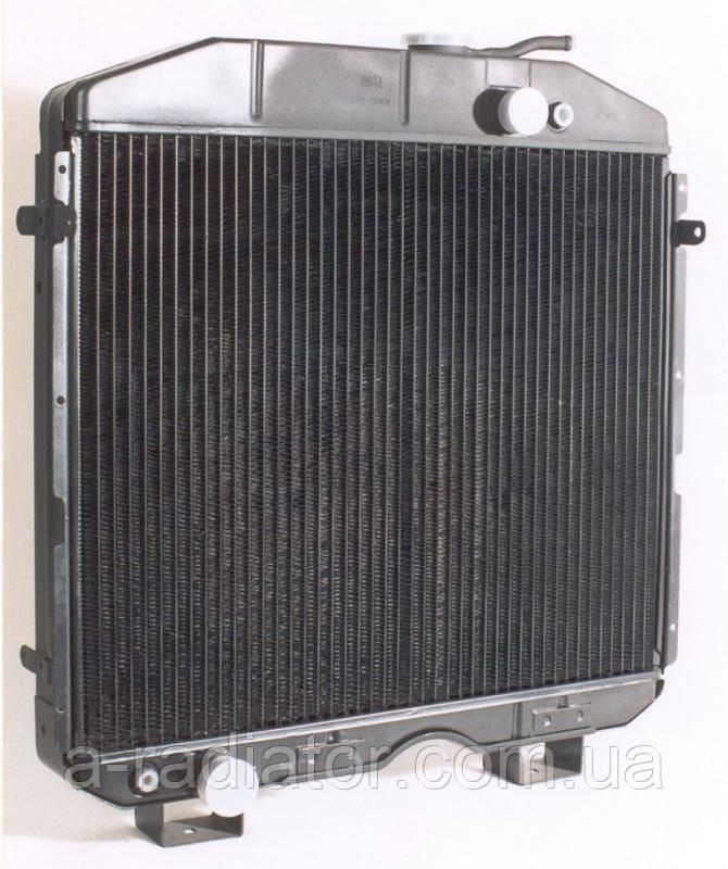 Радіатор водяний 3-х рядний (вир-во ШААЗ)