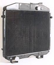 Радіатор водяний ПАЗ (3-х рядний) (вир-во ШААЗ)