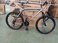"""Горный велосипед 26 дюймов Azimut Energy 26 FR/D рама 21"""" 3 цвета"""