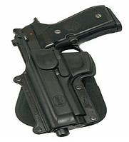 Кобура Fobus для Beretta 92F/96 поворотная с поясным фиксатором (2370.22.97)