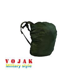 Чехол на рюкзак р. М (Khaki-Dark)