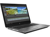 6TV08EA Ноутбук HP ZBook 17 G6 17.3FHD IPS 300nits/Intel i7-9850H/32/512F/Quadro RTX4000 8/LTE/W10P, 6TV08EA