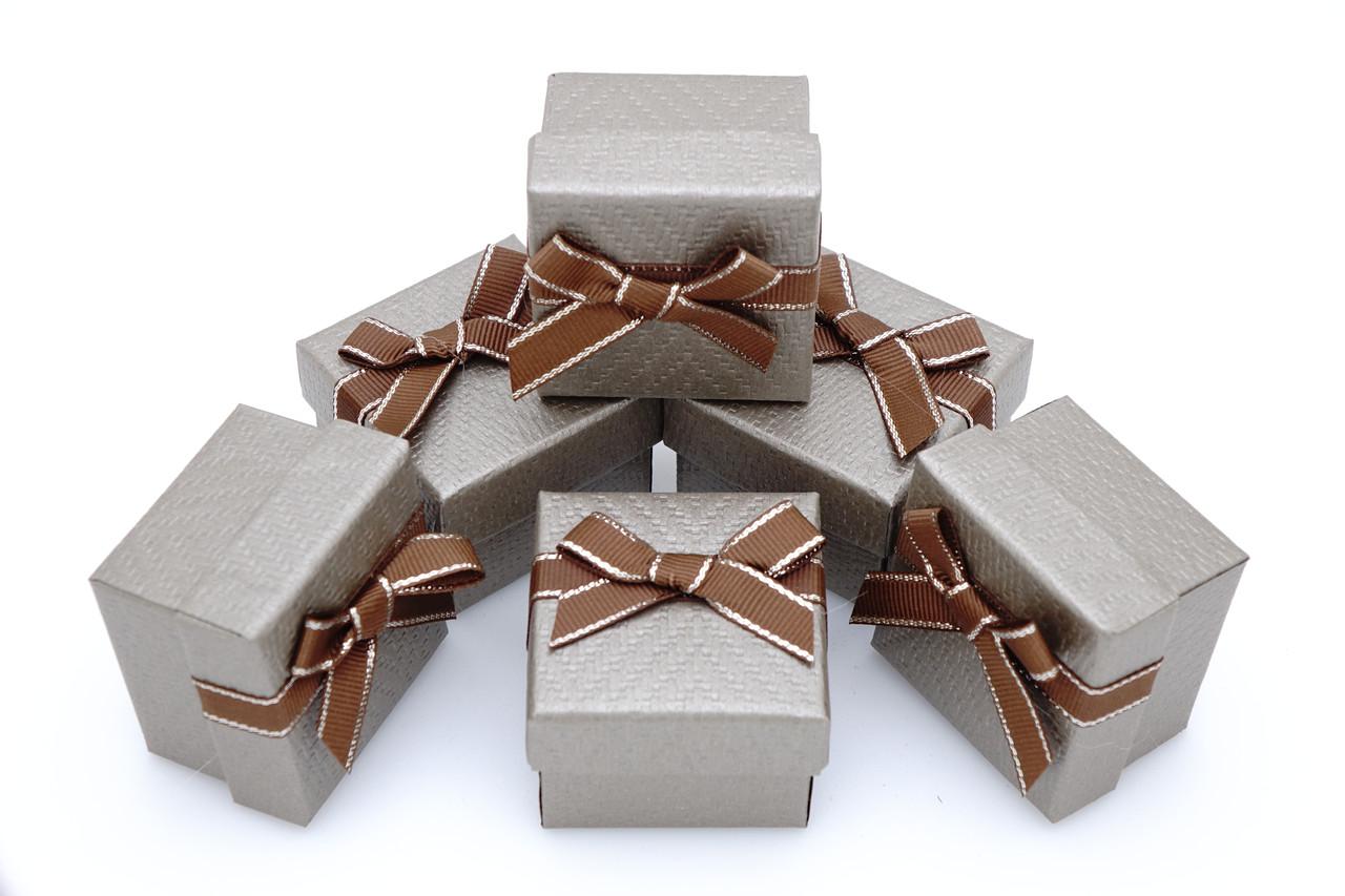 Бумажная коробка box1-3 Коричневый