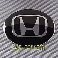 Наклейки для дисков с эмблемой Honda. ( Хонда ) Цена указана за комплект из 4-х штук