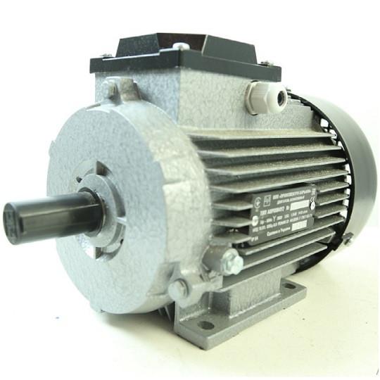 Электродвигатель АИР 80 A6 0,75 кВт 1000 об/мин