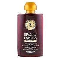 Лосьон-автозагар для лица и тела (интенсивная формула)/ Lotion Bronz Express INTENSE
