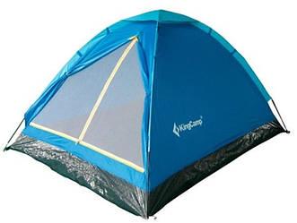 Палатка KingCamp Monodome 3 (blue)