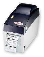 Настольный принтер этикеток Godex EZ-DT2 plus
