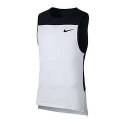 Майка спортивная Nike Pro Tank 100 (AO1809-100)