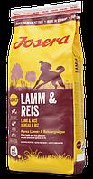 Корм для собак Josera LAMM & REIS 0,9 кг